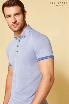 Ted Baker Branin Oxford Polo