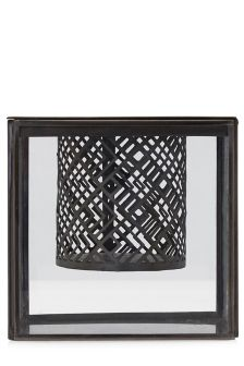 Cube Metal Cut Out Tealight Holder