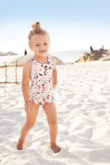 Skirted Swimsuit (3mths-6yrs)