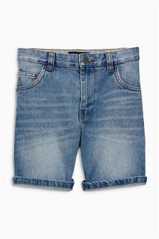 Five Pocket Denim Shorts (3-16yrs)