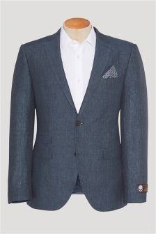 Signature Italian Textured Jacket