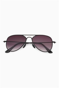 Aviator Style Sunglasses (Older Boys)