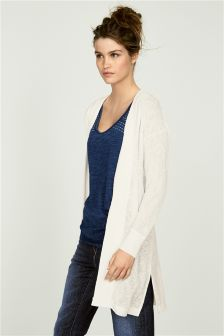 Knit Look Cardigan
