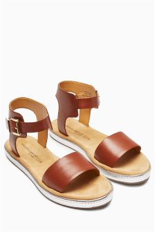 Sporty Two Part Sandals