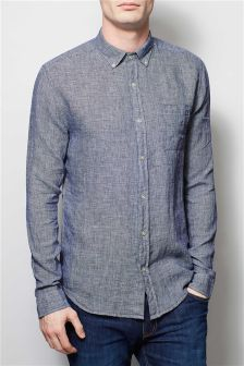 Dogtooth Long Sleeve Shirt