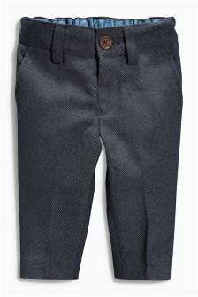 Navy Formal Trousers (3mths-6yrs)