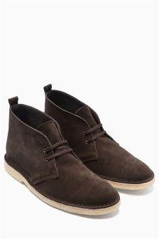 Premium Suede Desert Boot