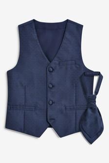 Wedding Waistcoat (12mths-16yrs)
