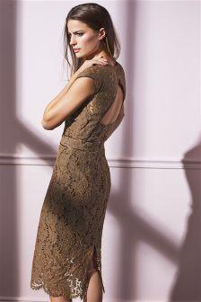 Lace Occasion Dress