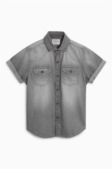 Denim Shirt (3-16yrs)