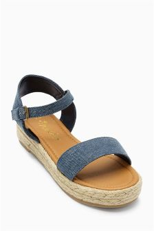 Flatform Wedge (Older Girls)