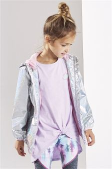 Metallic Anorak (3-16yrs)