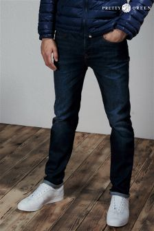Pretty Green Denim Slim Jean