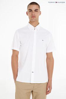 Charcoal Long Sleeve Stripe Grandad