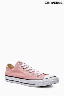 Pink Converse Chuck Ox