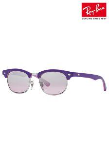 Purple Ray-Ban® Girls' Sunglasses