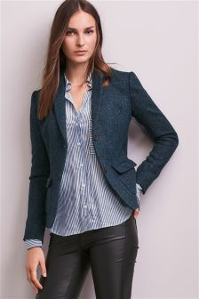 Womens Short Jackets | Black & Blue Short Jackets | Next UK
