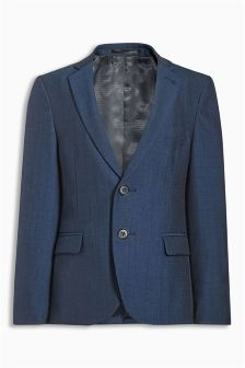 Buy Blue Jackets Suit suits Boys Younger Boys Older from the Next