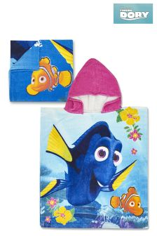 Finding Dory Towel And Poncho Set