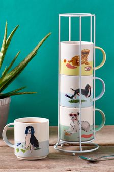 White Dress With Red Boat Print (0mths-2yrs)
