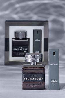 Signature Eau De Toilette Travel Fragrance Gift