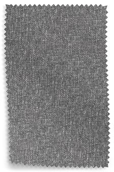 Tweedy Blend Mid Grey Upholstery Fabric Sample