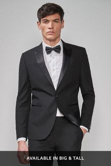 Mens Slim Fit Tuxedo Suits | Mens Slim Fit Tuxedo Suit Jackets | Next