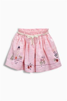Character Embellished Skirt (3mths-6yrs)