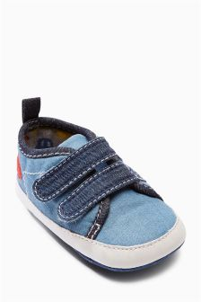Pram Shoes (Younger Boys)