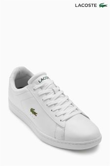 White Lacoste®  Carnaby Evo