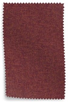 Tweedy Blend Red Upholstery Fabric Sample