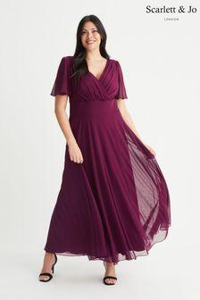 Leather Lock Messenger Bag