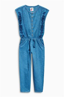 Indigo Playsuit (3mths-6yrs)