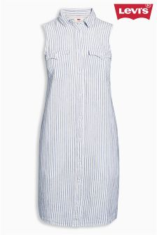 Levi's® Fine Stripe Dress