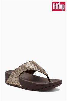 Bronze Fitflop™ Lulu Super Glitter