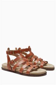 Forever Comfort Gladiator Sandals