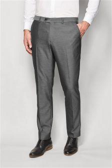 Slim Fit Suit: Trousers