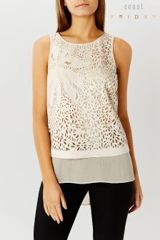 Coast Mapel Laser Cut Top