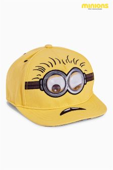 Minions Goggly Cap (Older Boys)