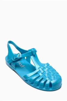 Fisherman Jelly Shoes (Older Girls)