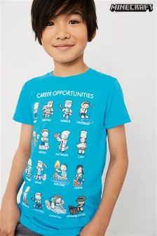 Minecraft Figure T-Shirt (4-14yrs)