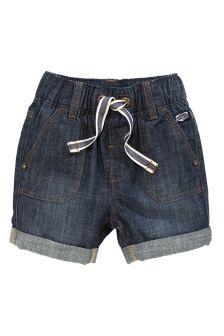 Workwear Denim Shorts (3mths-6yrs)