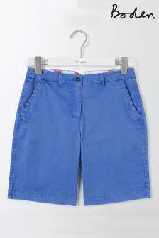 Boden Blue Rachel Chino Short