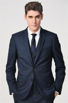 Buy Men's suits Blue Tailored from the Next UK online shop