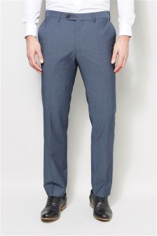Signature Tailored Fit Suit Trousers