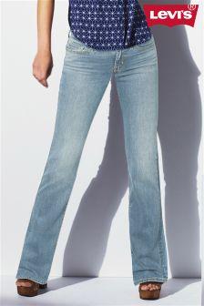 Mid Wash Levis® 715 Boot Cut Jean
