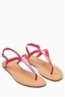 Simple Toe Thongs