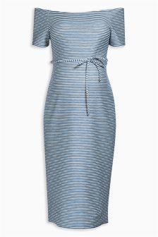Midi Bardot Dress