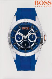 Blue Hugo Boss Watch