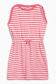 Stripe Jersey Dress (3-16yrs)